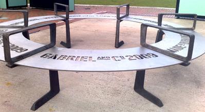 gabriel's bench