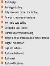 andel plastics tools