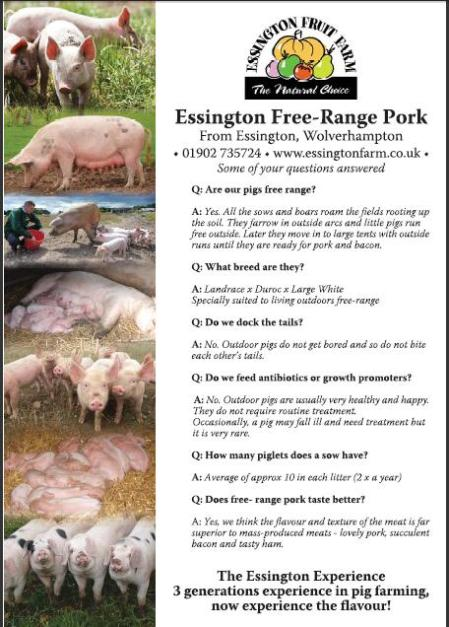 essington pork