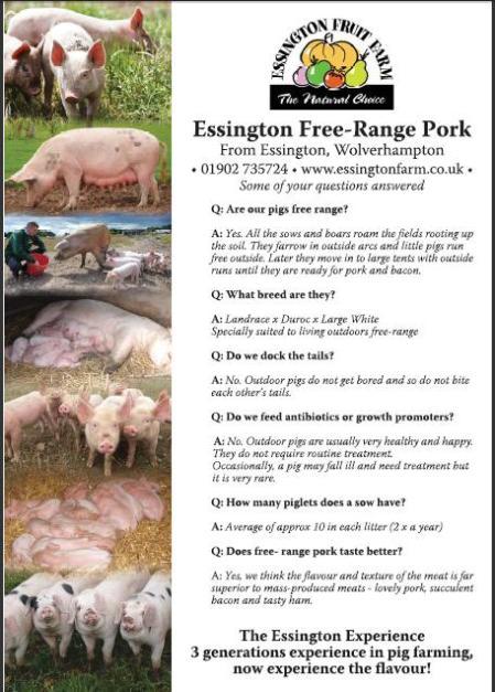 essington pork