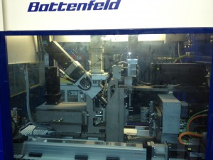 barkely injection mouldinf battenfeld