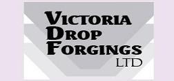 victoria drop forgings logo