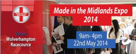 made in the Midlands expo