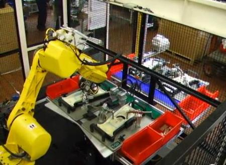 mechatronic robot