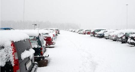 redhill snow plough
