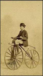 brooks velocipede