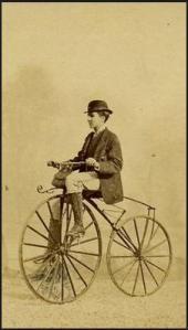 brooks velocipede